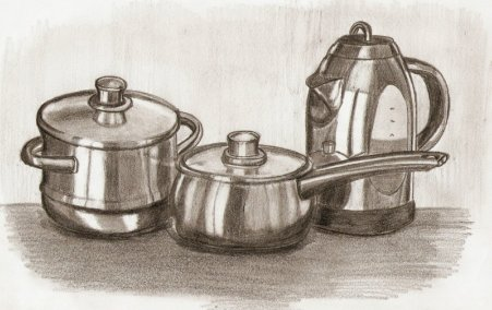 Kitchen Utensils Drawings Kitchen Still Kitchen Utensils